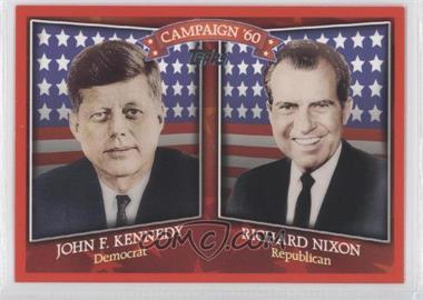2008 Topps Historical Capaign Match-Ups #HCM-1960 - Joe Kennedy
