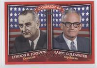 Lyndon B. Johnson, Barry Goldwater