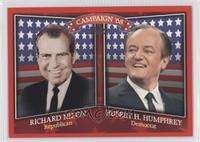 Richard Nixon, Hubert H. Humphrey