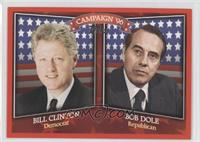 Bill Clinton, Bob Dole