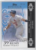 Albert Pujols (2005 NL MVP - 129 Runs) /10
