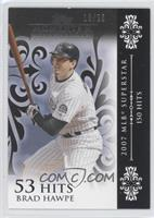Brad Hawpe 2007 MLB Superstar - 150 Hits /25