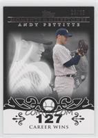 Andy Pettitte (2007 - 200 Career Wins (201 Total)) /25