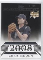 Chris Seddon (National League Rookie) /25