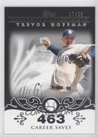 Trevor Hoffman 2007 - 500 Career Saves (524 Total) /25