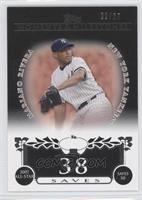 Mariano Rivera (2001 All-Star - 50 Saves) /25