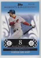 Mike Lowell (2007 All-Star - 120 RBIs) /10