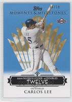 Carlos Lee (2005 Silver Slugger - 41 Doubles) /10