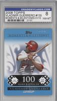 Vladimir Guerrero (2007 All-Star - 125 RBI) /10 [ENCASED]