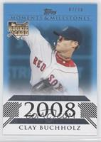 Clay Buchholz (American League Rookie) /10