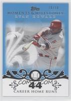 Ryan Howard 2007 - 100 Career Home Runs (129 Total) /10