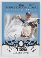 Trevor Hoffman (2007 - 500 Career Saves (524 Total)) /10