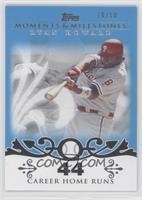 Ryan Howard (2007 - 100 Career Home Runs (129 Total)) /10