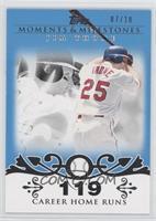 Jim Thome (2007 - 500 Career Home Runs (507 Total)) /10