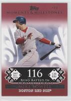 Mike Lowell (2007 All-Star - 120 RBIs) /1