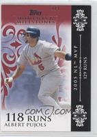 Albert Pujols (2005 NL MVP - 129 Runs) /1