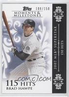 Brad Hawpe (2007 MLB Superstar - 150 Hits) /150