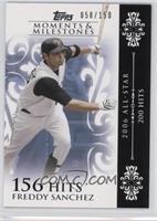 Freddy Sanchez (2006 All-Star - 200 Hits) /150