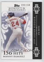 Manny Ramirez (1999 Silver Slugger - 174 Hits) /150