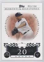 Mariano Rivera (2001 All-Star - 50 Saves) /150