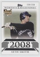 Seth Smith (Rookie Outfielder) /150
