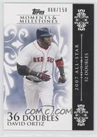 David Ortiz (2007 All-Star - 52 Doubles) /150