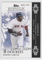 David Ortiz (2007 All-Star - 52 Doubles) /150