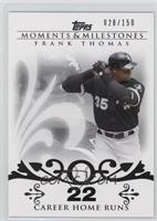 Frank Thomas (2007 - 500 Career Home Runs (513 Total)) /150