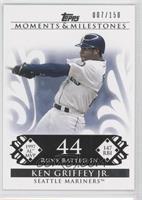 Ken Griffey Jr. (1997 AL MVP - 147 RBI) /150
