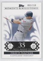 Travis Hafner (2007 MLB Superstar - 100 RBIs) /150