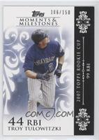 Troy Tulowitzki (2007 Topps Rookie Cup - 99 RBIs) /150