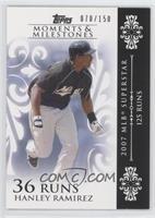 Hanley Ramirez (2007 MLB Superstar - 125 Runs) /150