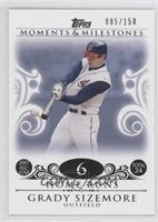 Grady Sizemore (2007 All-Star - 24 HRs) /150