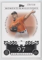 Erik Bedard (2007 MLB Superstar 221 Ks) /150