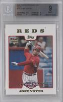 Joey Votto /2199 [BGS 9]