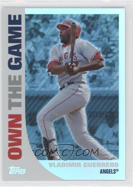 2008 Topps Own the Game #OTG15 - Vladimir Guerrero