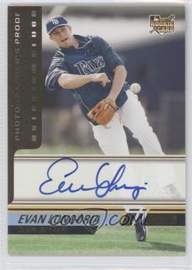 2008 Topps Stadium Club Gold Photographer's Proof #169 - Evan Longoria /50