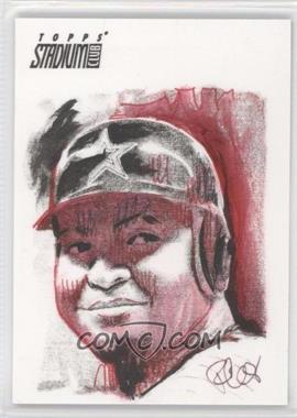 2008 Topps Stadium Club Sketch #1 - [Missing] /1