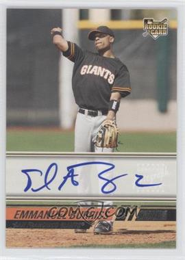 2008 Topps Stadium Club #151 - Emmanuel Burriss