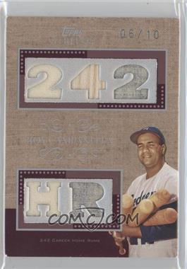 2008 Topps Sterling [???] #5CS-41 - Roy Campanella /10