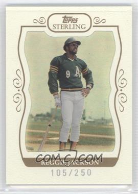 2008 Topps Sterling #146 - Reggie Jackson /250