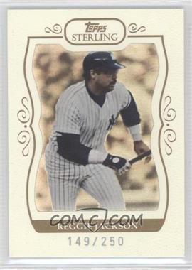2008 Topps Sterling #152 - Reggie Jackson /250