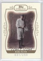 Babe Ruth /250