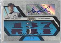 Matt Holliday /3
