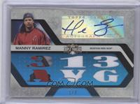 Manny Ramirez #1/3