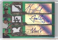 Hanley Ramirez, James Loney, J.J. Hardy /18