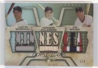 Justin Morneau, Harmon Killebrew, Joe Mauer /1