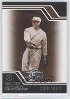 Walter Johnson /525