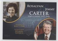 Rosalynn and Jimmy Carter