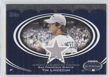 2008 Topps Updates & Highlights [???] #AS-TL - Tim Lincecum